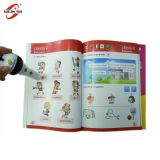 Factory Wholesale English Talking Pen Book Spanish Reading Pen Kids Home Learning Machine
