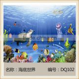Modern Blue And White Tiles Jiangxi Ceramic Tiles Art Mosaic Tile Entrance TV Backdrop Waist Posted 161