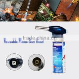 (8-9154) Kitchen gas flame spray gun for Barbecue and metal melting Japanese food cooking