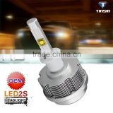 Guangzhou latest auto parts 3600lm high lumen yellow led toyota fog light switch with IP68 CE RoHS
