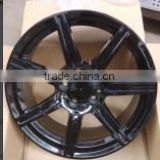 auto rims 17x8.0 replica car wheels 17x8.0 high quality wheel 2015 hot sales china wholesale
