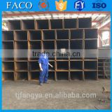 Tianjin square rectangular pipe ! 10inch steel tube astm a 106b precision seamless steel pipe 10#