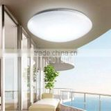 Bright 24W round Led ceiling light living room balcony aisle surface mounted lampara