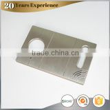 Clear Anodized Precision Aluminum Parts For Apartment Intercom Spare Parts