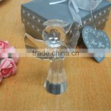 2013 Choice Crystal gifts Angel Figurines for Party favor Baby shower