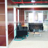 Factory Customized Interior Wood Wall Paneling Room Divider Modern Office Partitions(SZ-WS632)
