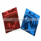aluminum foil bag with zipper online