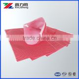 Disposable table sheet printed POF shrink film printed grape bunch bags