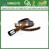 Women Rivert PU Belt ---- E1412021