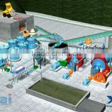 Gold Cip Production Line Plant , Gold Mining Processing Machine