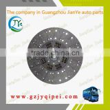 Auto parts oem 1601-00320 size 420mm Raybestos Clutch discs plates driven disks for yutong higer and zhongtong bus spare parts
