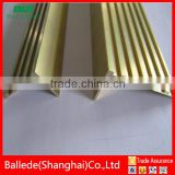 New self designed Anti-slip brass stair nosing