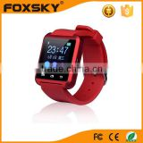smart watch with sim card,mtk2520 smart watch, u8 smart watch