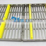 20 Instruments Tray Stainless steel Accessoriesx surgical instrument sterilization box