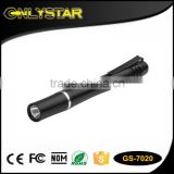 powerful flashlight diagnostic penlight, medical pen torch mini led penlight, pen with led light dental torch