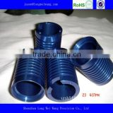 Aluminium Machining Precision Cnc Parts Metal Fabrication Made In China
