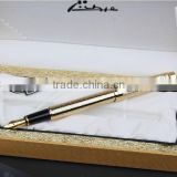 Picasso 933 Fountain Pen/(Pure Black)Gold Clip Iridium Fountain Pen/High Quality Ink Fountain Pen For Students