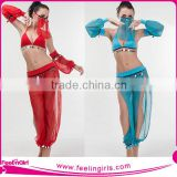 Fashion Cheer Latin Hip Hop Dance Costumes For Women                                                                         Quality Choice