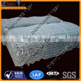 Anping Quality guarantee Galvanized gabion / PVC coated gabion basket / gabion box stone retaining wall cage