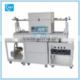 CE certified inert gas annealing furnace with 3 way mass flow controller