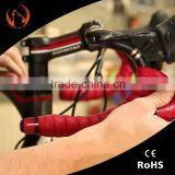 Multi-function handlebar mounting placement front light for bicycle with magnet and high quality