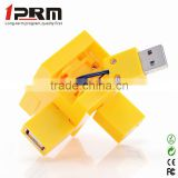 2014 Christmas Promotional Gift Multi Port USB Hub/Custom USB Hub for Computer with High Speed