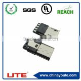 micro usb pcb adapter, type b, male, smt