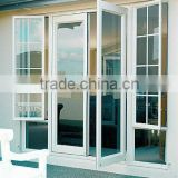 Wanjia pvc used exterior french doors for sale (WJ-PCD-468)