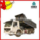 mining enterprises special use SINOTRUK Howo Mine Dump Truck 60T Off-Road Vehicles