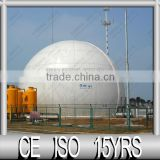 5000m3 Gas Storage Tank with Easy to install, repair and move, Aging resistance, Endure acid & alkali