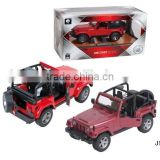 2014 hot selling Four channels alloy RC car, Metal baby car toys with rechargeable battery