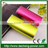 2015 newly Magic Stick tube design mobile power bank 5600mah power bank charger for phone
