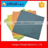 customised microfiber lens/eyeglass cleaning cloth                                                                         Quality Choice