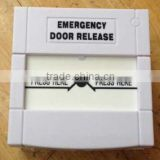 Resettable Emergency Exit Door Release in White colour