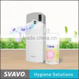 V-870 wall mounted 300ml/320ml aerosol can automatic air freshener dispenser with remote control