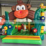 Cheap and high quality inflatable animal bouncer, adult baby bouncer for sale, air bouncer