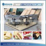 wafer biscuit and chocolate production line