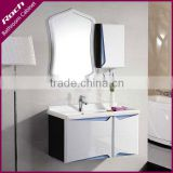 ROCH 8027 New Fashion Competition Wooden Bathroom Vanity Combo With Large Storage