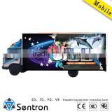 Sentron mini cabin 3d motion simulator, 7d cinema equipment with big 7d cinema projector