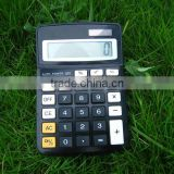 12 digit electronic calculator for promotion gift