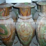 ONYX FLOWER VASES i n Best Price