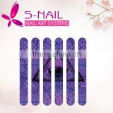 Good quality eva nail file custom printed disposable nail file                                                                         Quality Choice