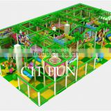 toddler soft playground equipment with ball pool CIT-IN160217