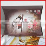 Chinese Special Classic Factors Printing Coated Art Paper Scarf Gift Box and bag Wholesale