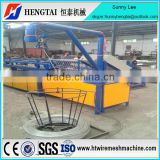 Manual Operated Chain Link Fence Machine Making/PVC Coated Wire Weaving Machine