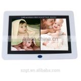 "High Quality Baby Monitor Kits 2.4GHz 7""LCD Wireless Digital Video Monitor IR Night Vision Free for Baba Video Intercom"