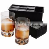 Large Ice Cube Tray - 2 Pack - 2 Inch Cubes Keep Your Drink Chilled For Hours Without Diluting It