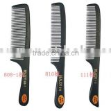 Professional hair salon anti-static and bakelite combs