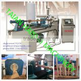 log lathe CNC1503SA CNC woodworking lathe and wood cutting machine from China gold supplier