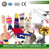 SGS & ISO Pet Products Factory Wholesale Moving Toy Cat & Cat Accessories Imported From China